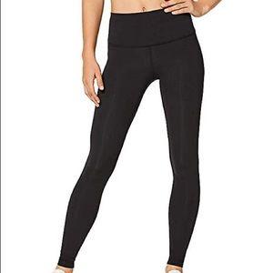 NEW Lululemon black leggings yoga